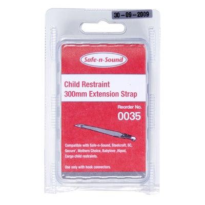 Safe-n-Sound Child Restraint 300mm Extension Strap 46643
