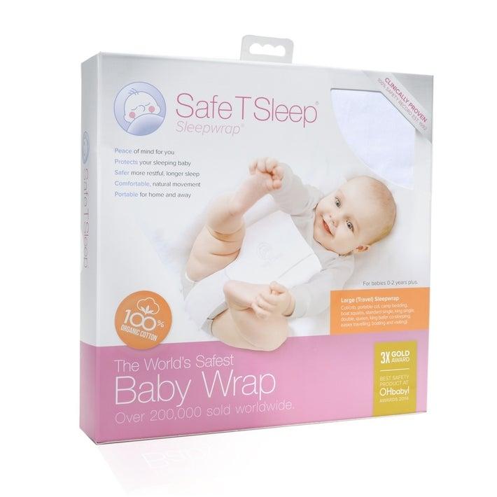 Safe T Sleep Large (Travel) Sleepwrap 38118