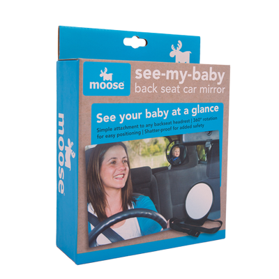 See-My-Baby Back Seat Car Mirror 801609