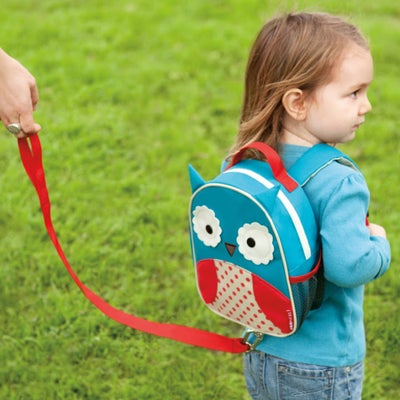 Skip Hop Pack with Harness - Owl 800604