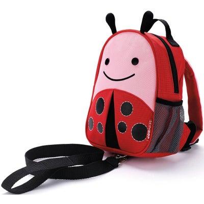Skip Hop Pack with Harness - Ladybug 800926