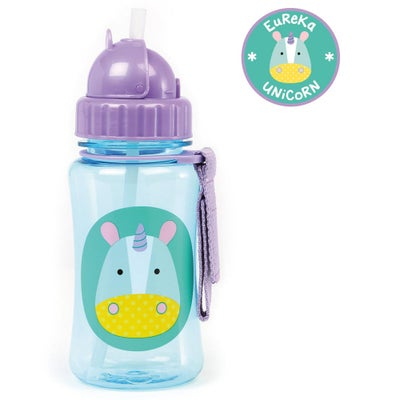 Skip Hop Zoo Straw Bottle - Unicorn 805097