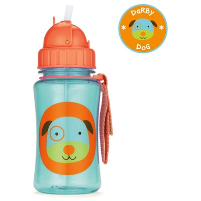 Skip Hop Zoo Straw Bottle 801138001