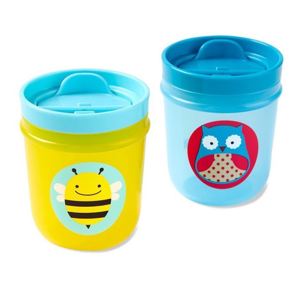 Skip Hop Zoo Tumbler Cup 2PK 807884001