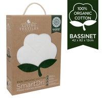 Smart-Dri Bassinet Mattress Protector - Organic 808056