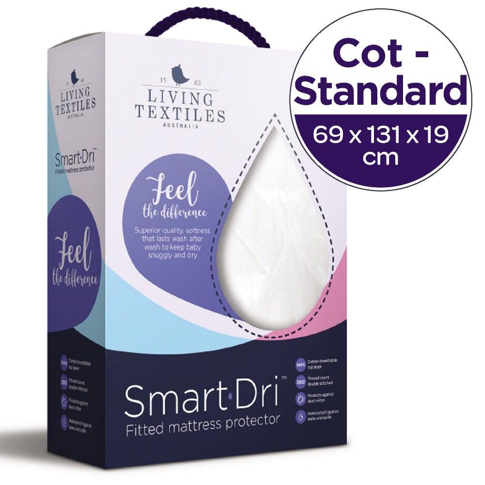 Smart-Dri Mattress Protector - Standard Cot 804727