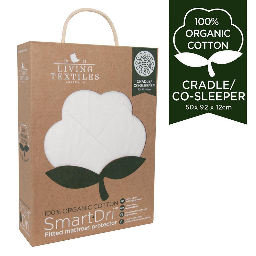 Smart-Dri Cradle Mattress Protector - Organic 808057