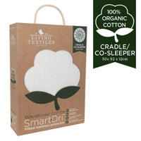 Smart-Dri Cradle Mattress Protector - Organic 808057