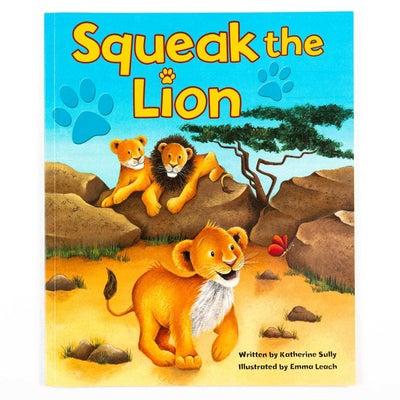 Squeak The Lion Book 808160