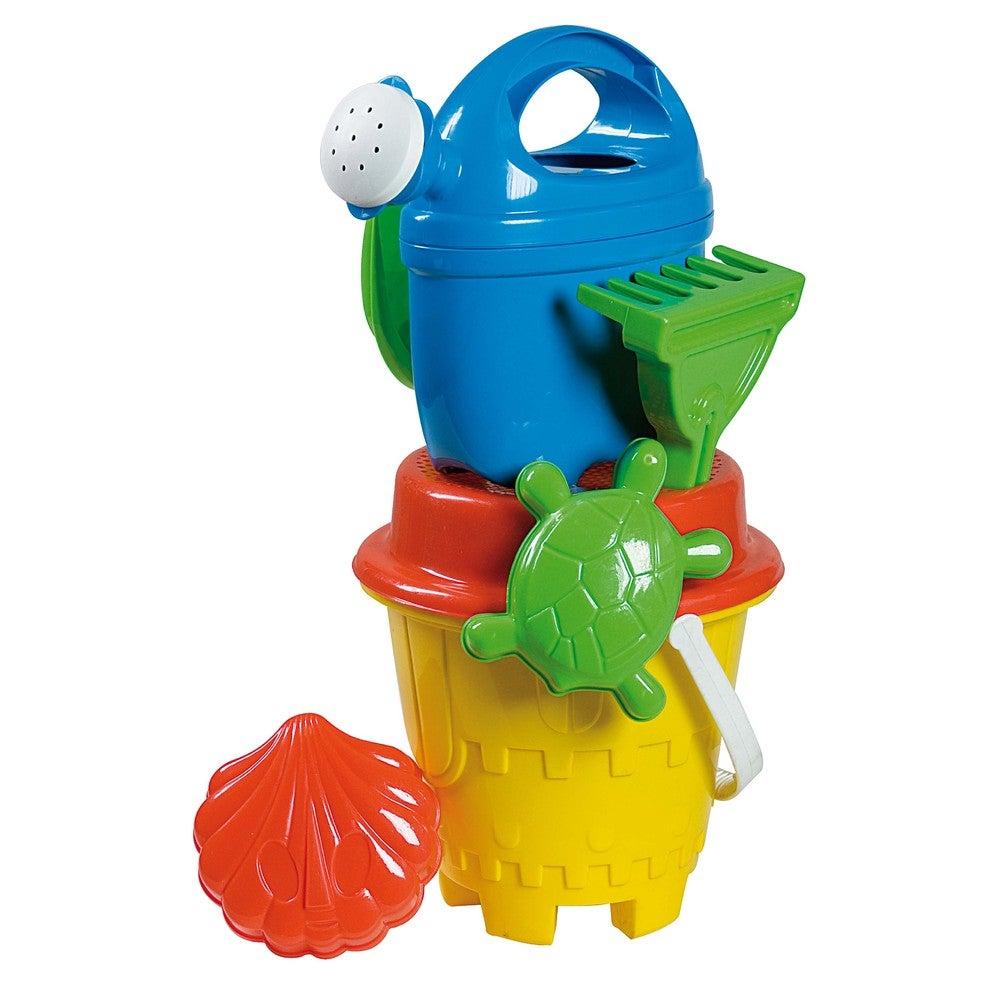 SummerTime Castle 7pce Bucket Set  802369