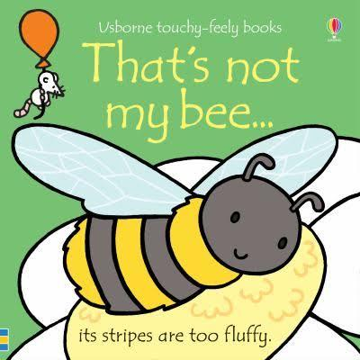 Thats Not My Bee Book 806109