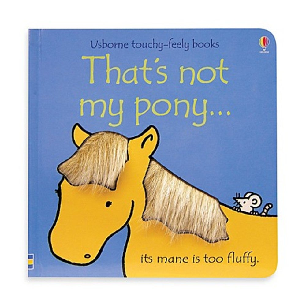 That's Not My Pony Book 716938