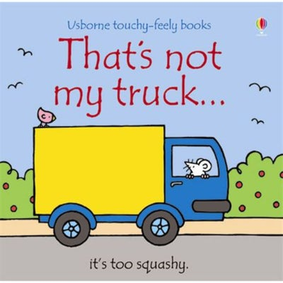 That's Not My Truck Book 714606