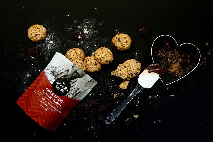 The Lactation Station Dark Choc Cookies 806456