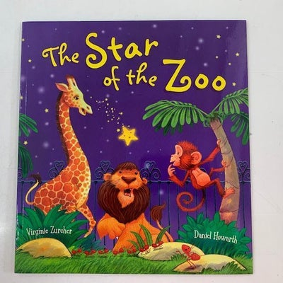 The Star of the Zoo Book 804555