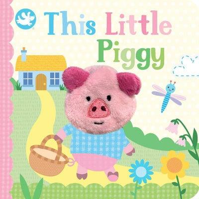 This Little Piggy Finger Book 803412
