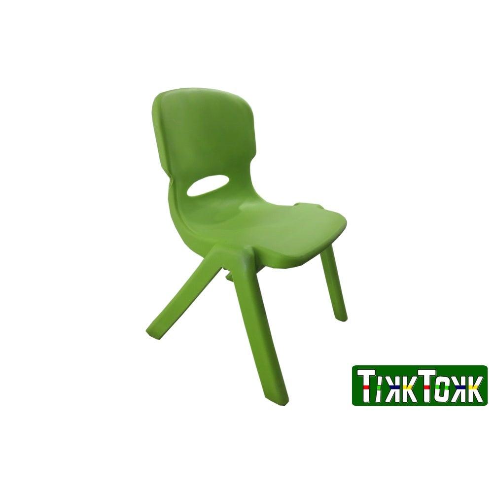 TikkTokk Resin Chair - Green 803355