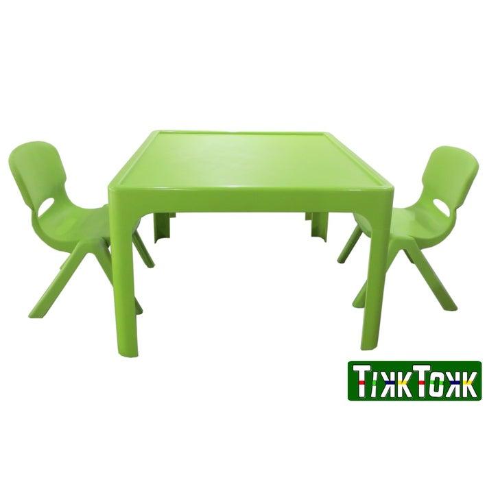 TikkTokk Resin Table - Green 803359