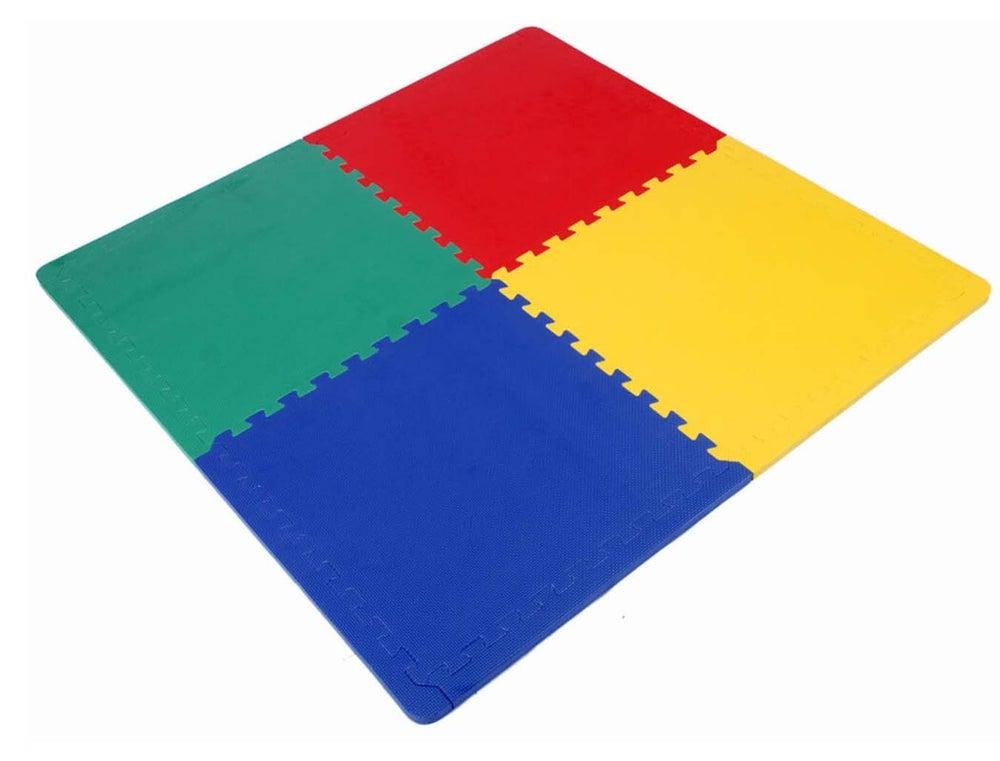 TikkTokk Safety Playmat - Colourful 801723