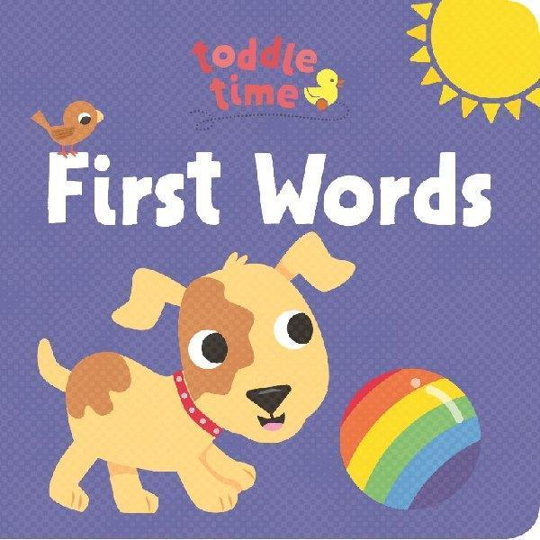 Toddle Time - First Words Book 806760