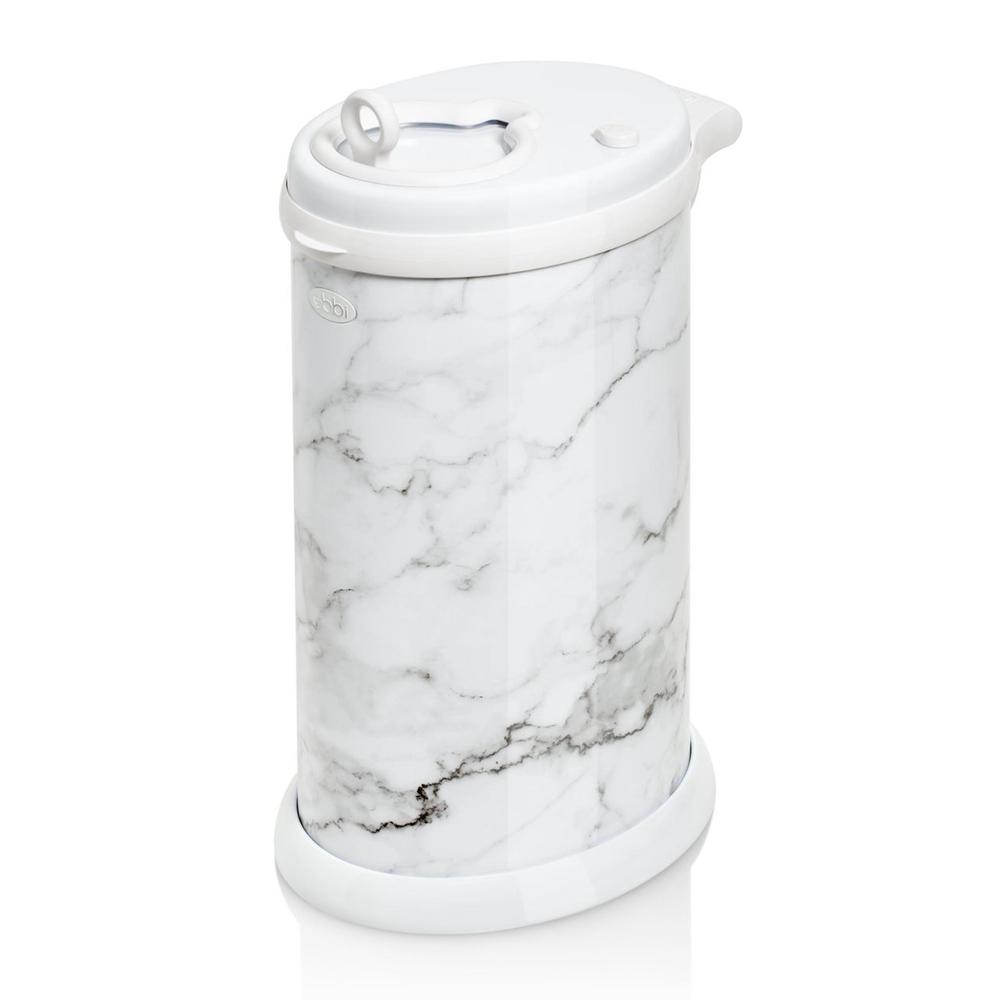 Ubbi Diaper Pail - Marble 807299