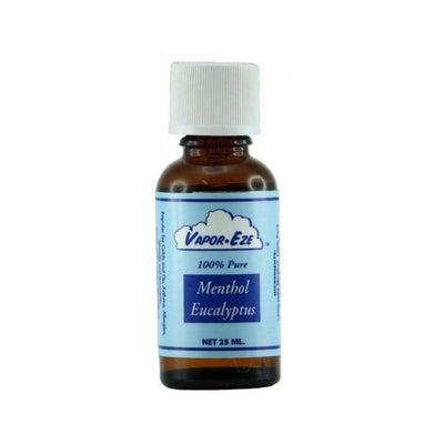Vapor-Eze Vaporiser Menthol Eucalyptus Oil Bottle 25ml 805314