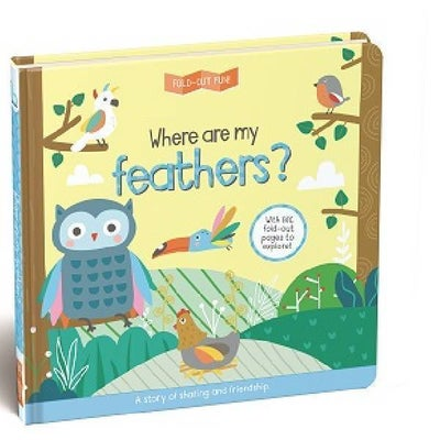 Where Are My Feathers Book 807834
