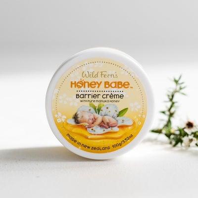 Wild Ferns Honey Babe Barrier Cream 100g 807931