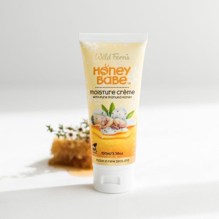 Wild Ferns Honey Babe Moisture Creme 100ml 807932