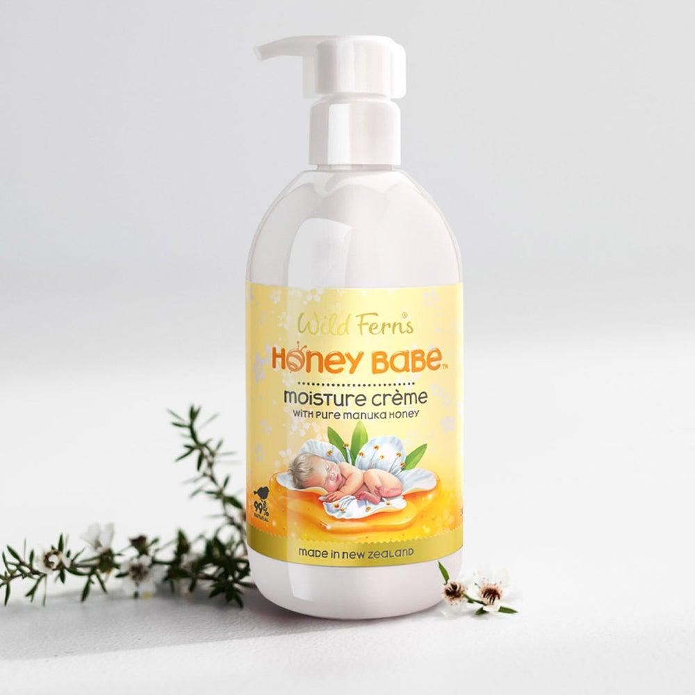 Wild Ferns Honey Babe Moisture Creme 300m 807940