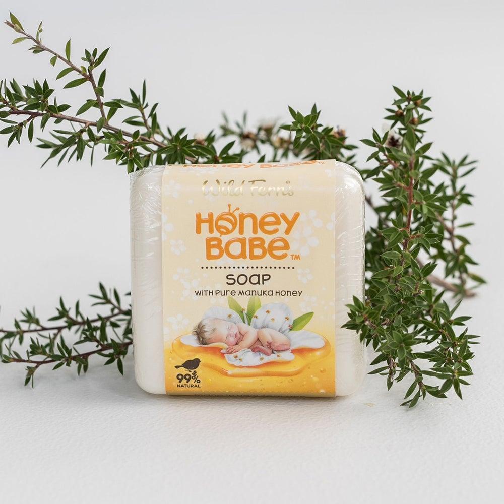 Wild Ferns Honey Babe Soap 100g 807935