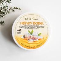 Wild Ferns Honey Babe Tummy Butter 175g 807937
