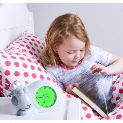 Zazu Sleep Trainer Clock + Night light - Sam 801799